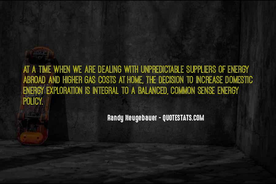 Energy Suppliers Quotes #1857835