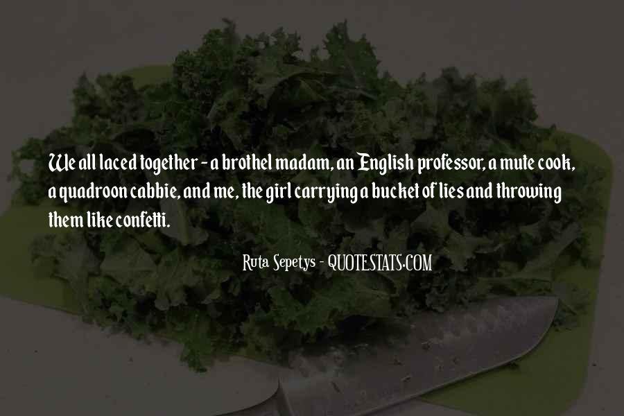 English Professor Quotes #1413235