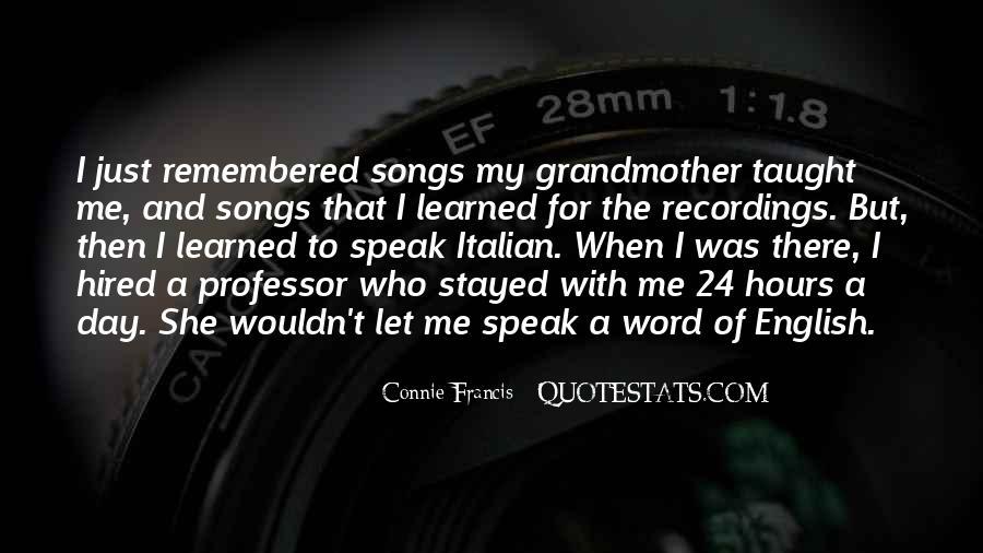 English Professor Quotes #1816771