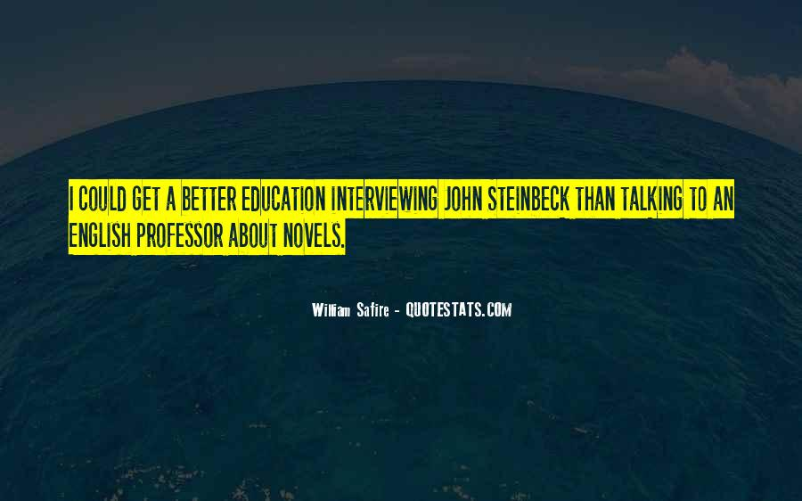 English Professor Quotes #605168