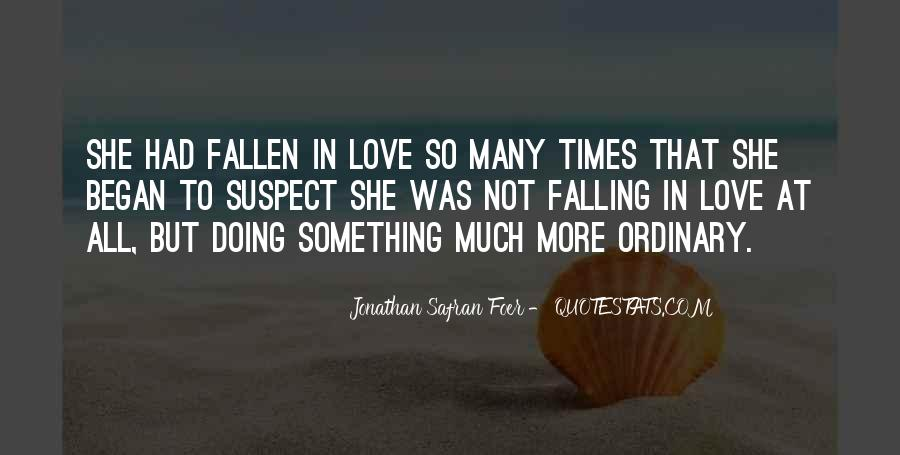 Engrossed In Love Quotes #1083423