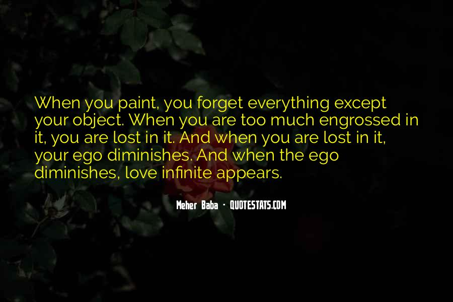 Engrossed In Love Quotes #1210892