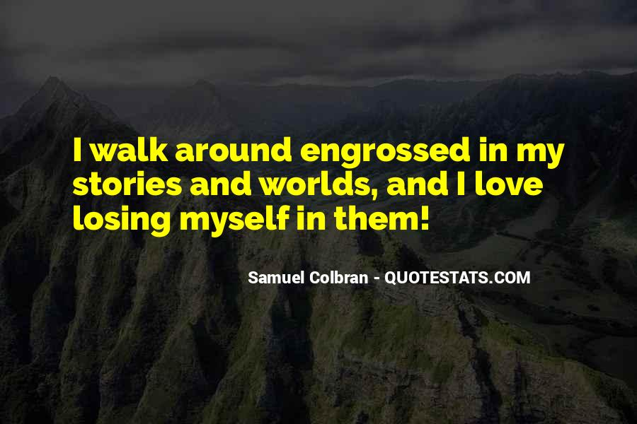 Engrossed In Love Quotes #729354