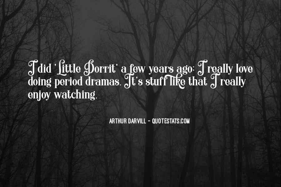 Enjoy Little Thing Quotes #189953
