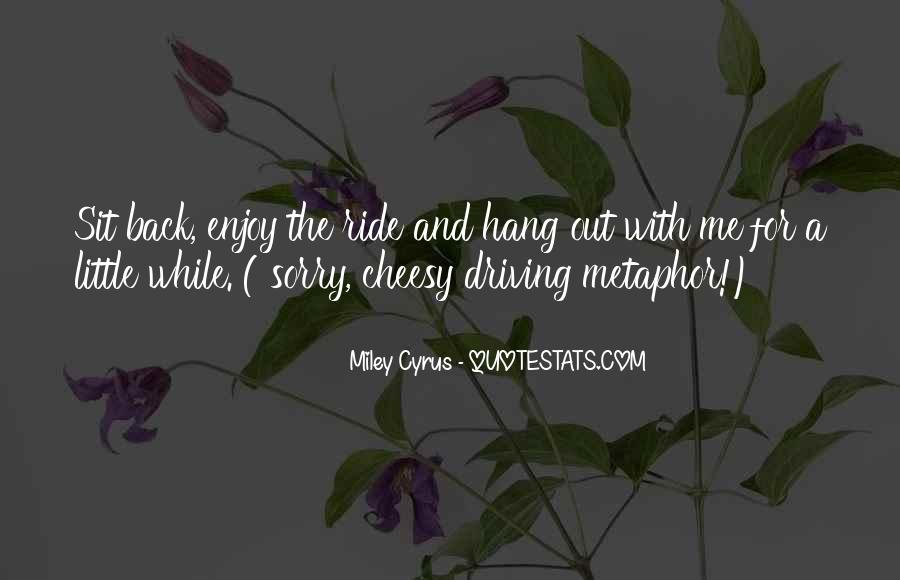 Enjoy Little Thing Quotes #250131