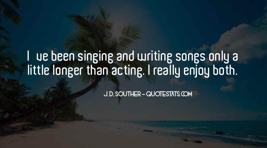 Enjoy Little Thing Quotes #363487