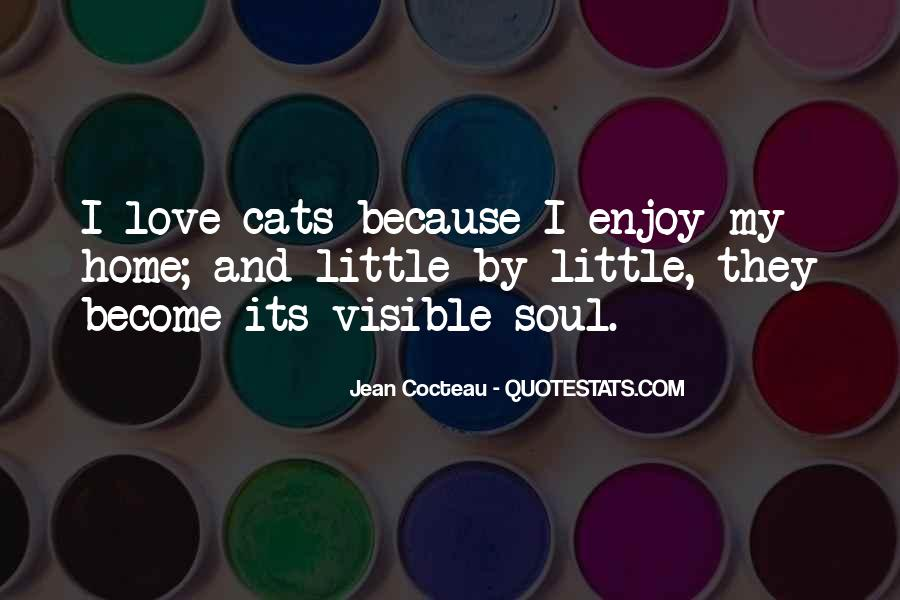 Enjoy Little Thing Quotes #410813