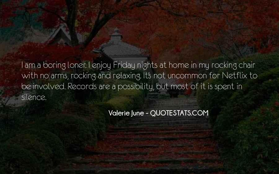 Enjoy The Silence Quotes #411404