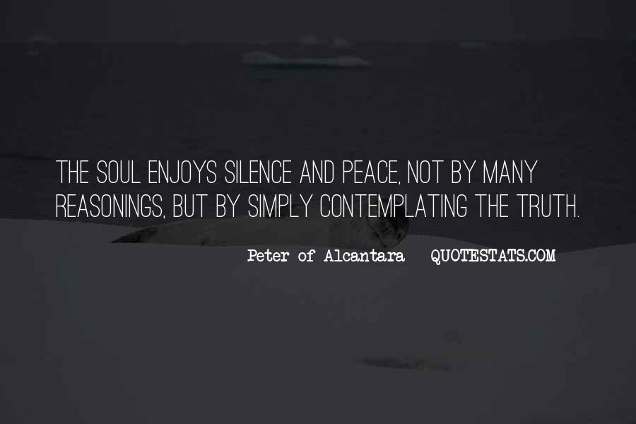 Enjoy The Silence Quotes #963278