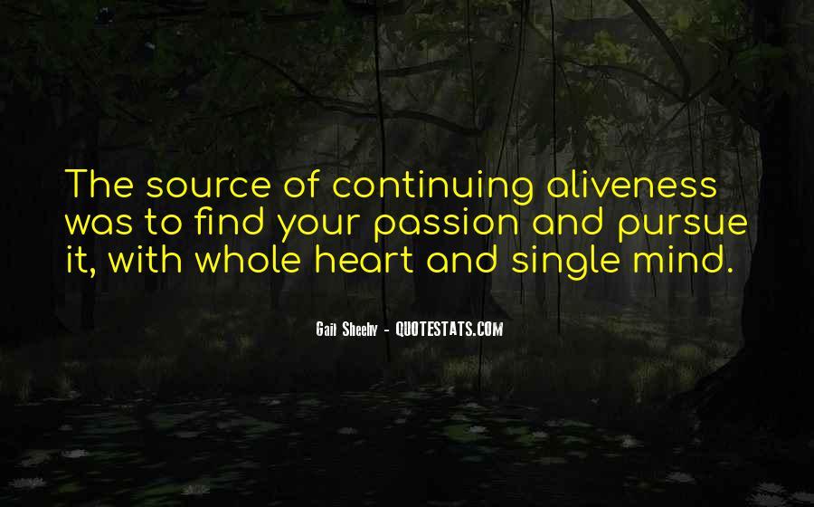Enjoy The Single Life Quotes #972221
