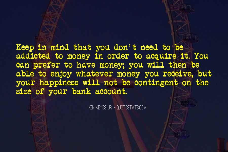 Enjoy Whatever You Do Quotes #4546