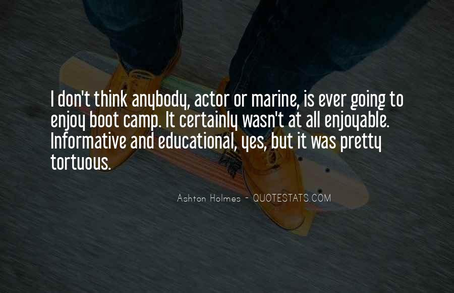 Enjoyable Quotes #124969