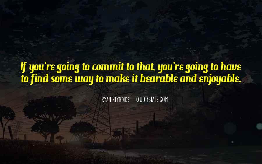 Enjoyable Quotes #144778