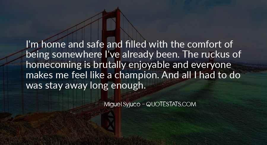 Enjoyable Quotes #169397