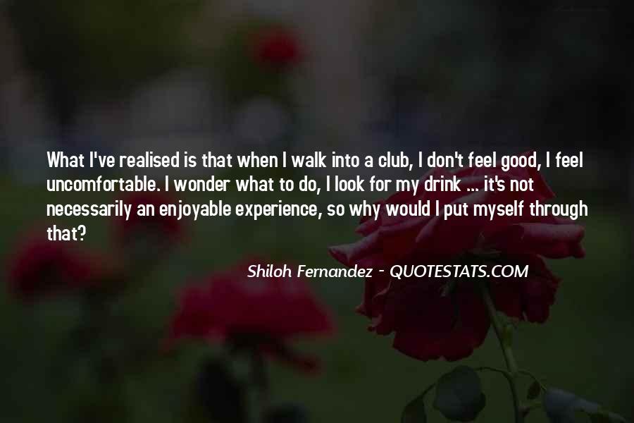 Enjoyable Quotes #245831