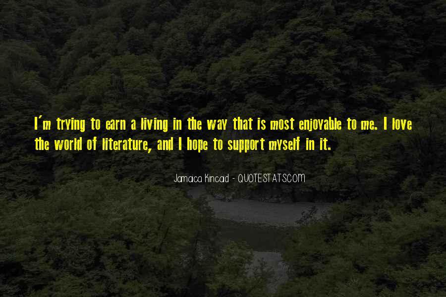 Enjoyable Quotes #257414