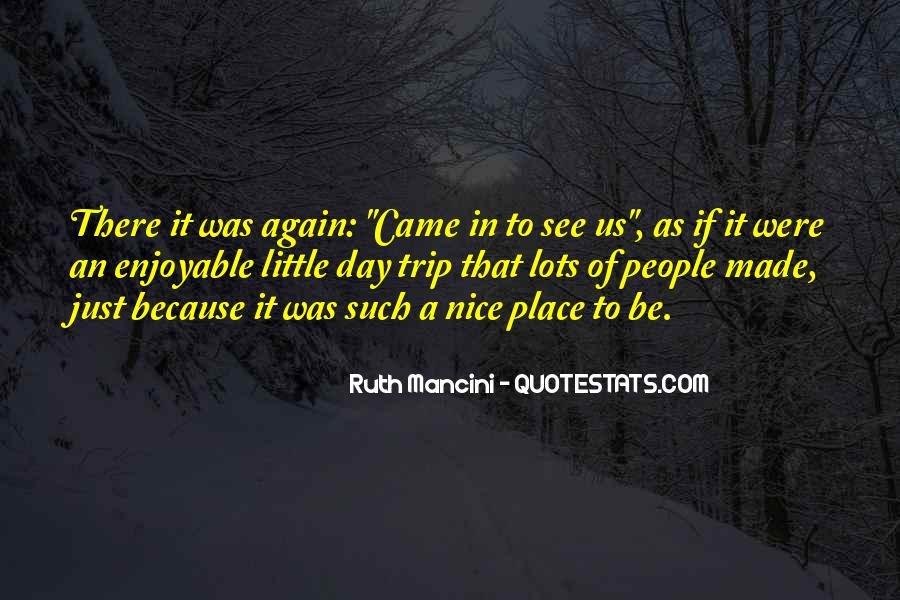 Enjoyable Quotes #29110