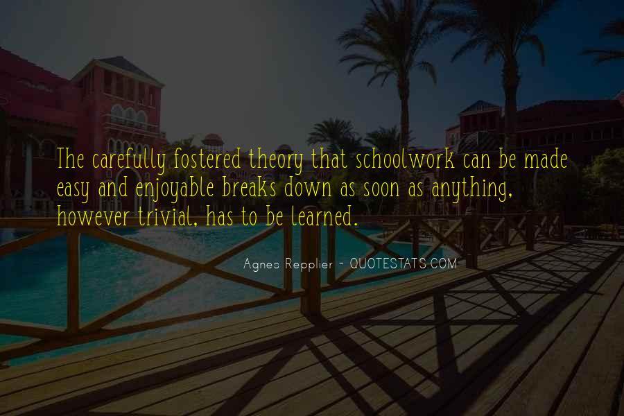 Enjoyable Quotes #291164