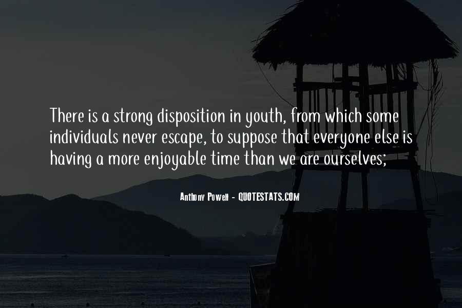 Enjoyable Quotes #373359
