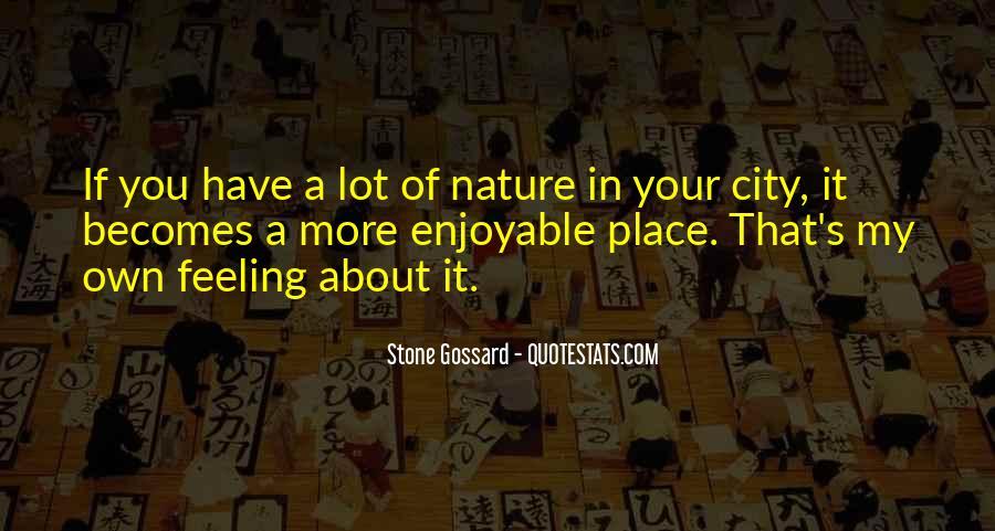 Enjoyable Quotes #52334