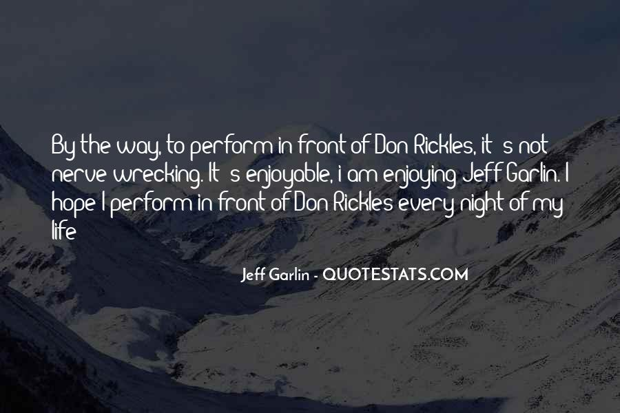 Enjoyable Quotes #93063