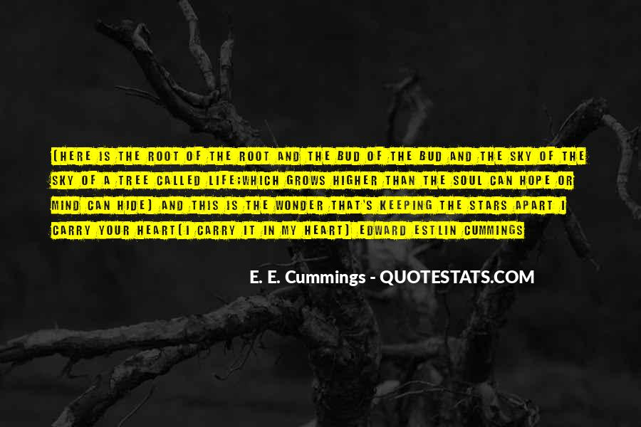 Quotes About The Life Of A Tree #1004030