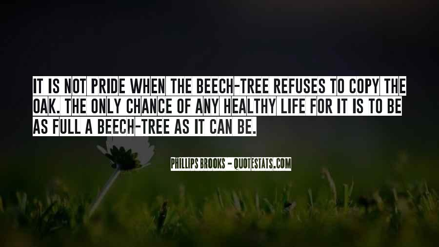 Quotes About The Life Of A Tree #543183