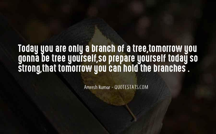 Quotes About The Life Of A Tree #684829
