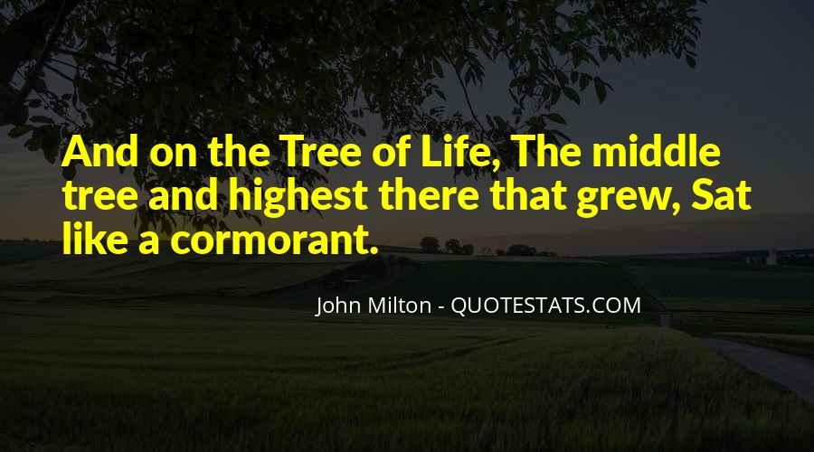 Quotes About The Life Of A Tree #777792