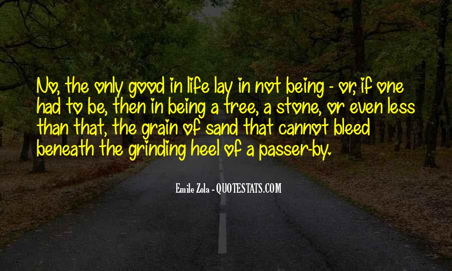 Quotes About The Life Of A Tree #865470