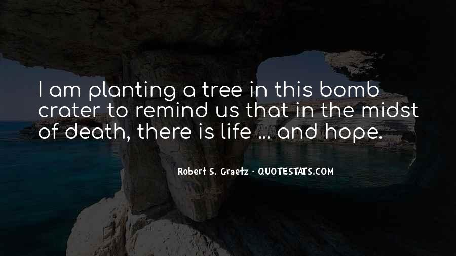 Quotes About The Life Of A Tree #999797