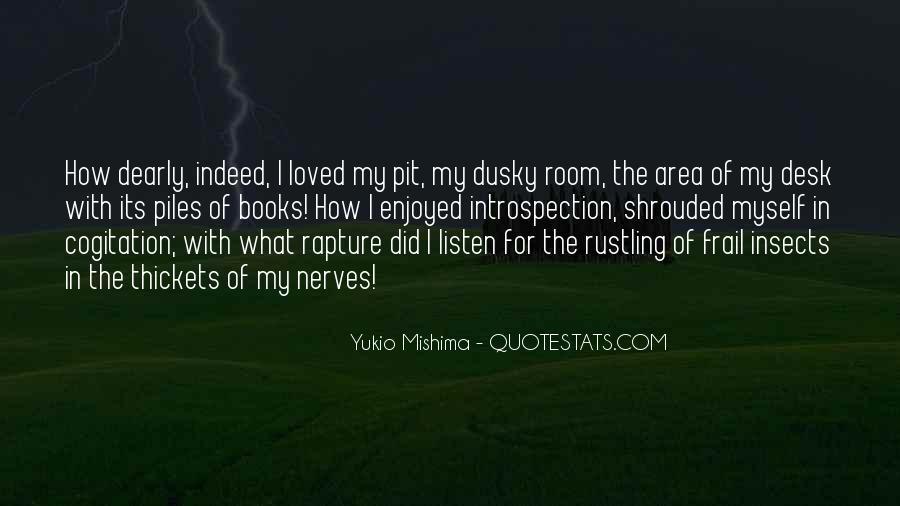Enjoyed Myself Quotes #280991
