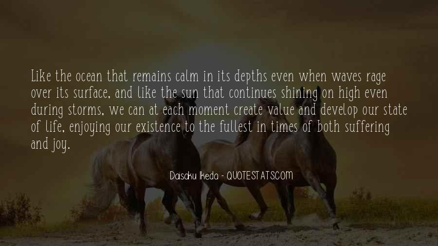 Enjoying My Life Fullest Quotes #1853752