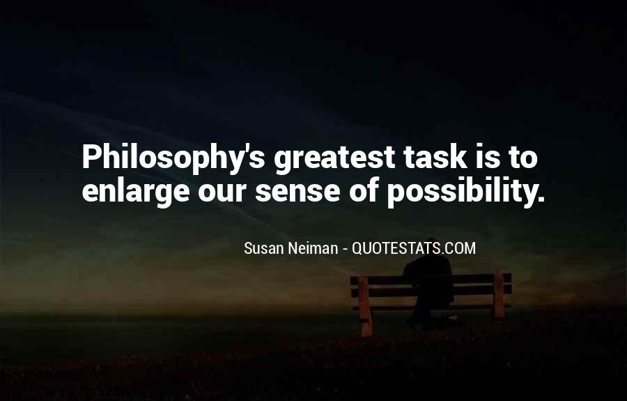 Enlightenment Philosophy Quotes #1806153