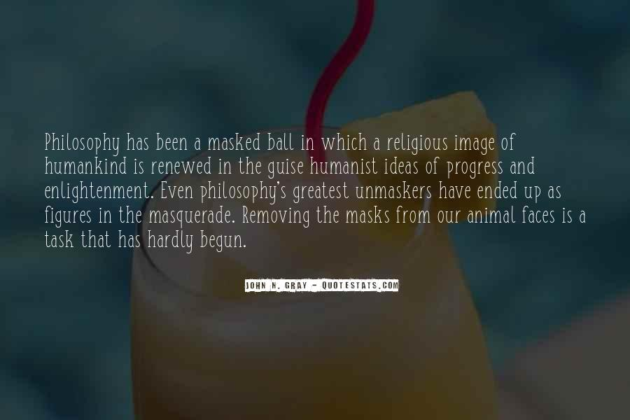 Enlightenment Philosophy Quotes #1809471
