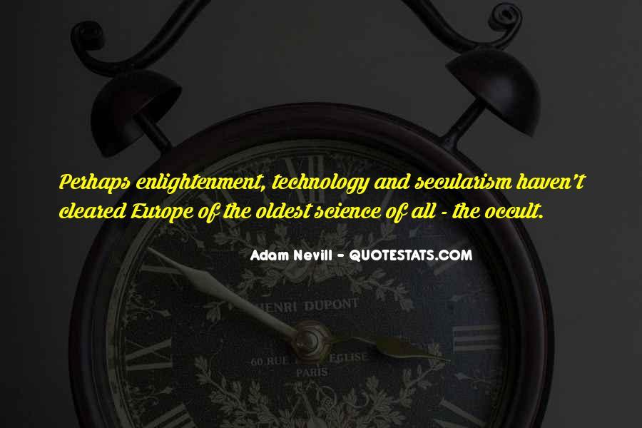 Enlightenment Philosophy Quotes #63578