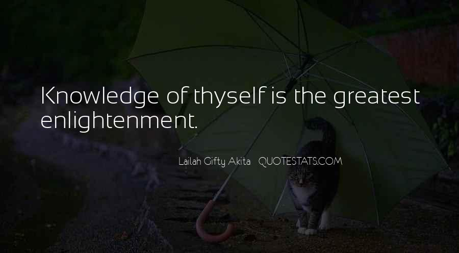 Enlightenment Philosophy Quotes #892621