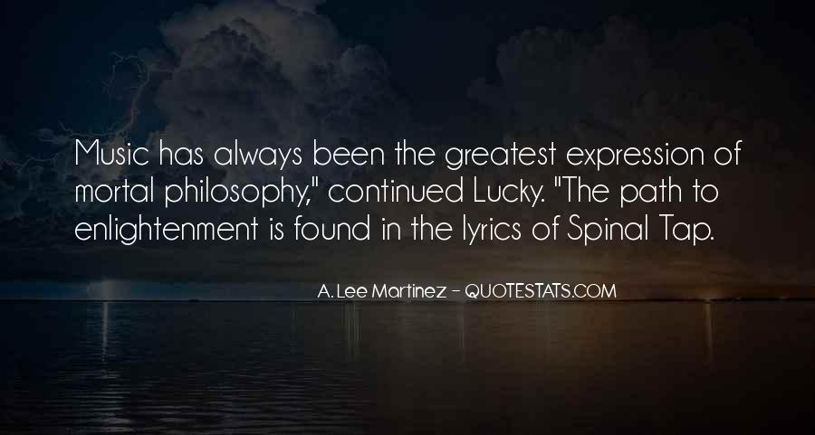 Enlightenment Philosophy Quotes #914801
