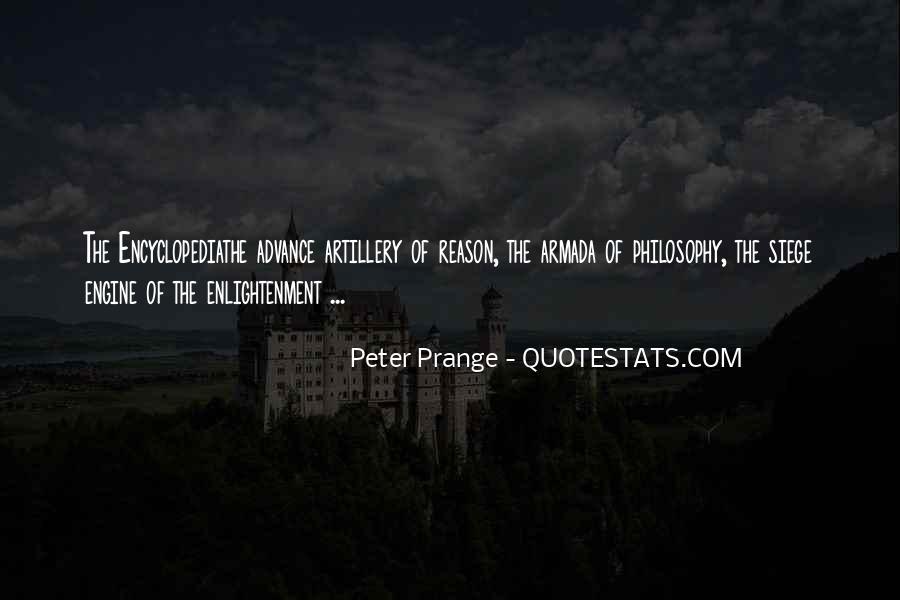 Enlightenment Philosophy Quotes #92591