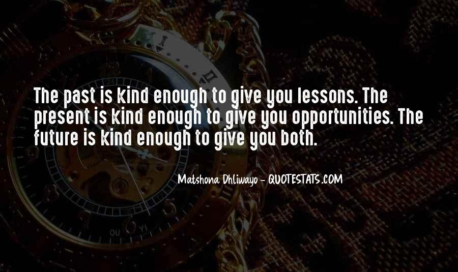 Enough To Quotes #2533