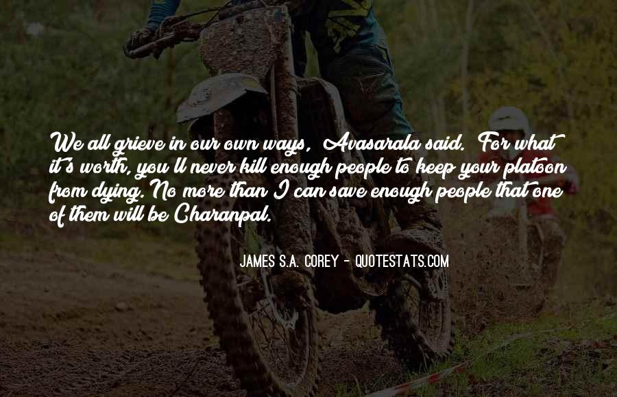 Enough To Quotes #4725
