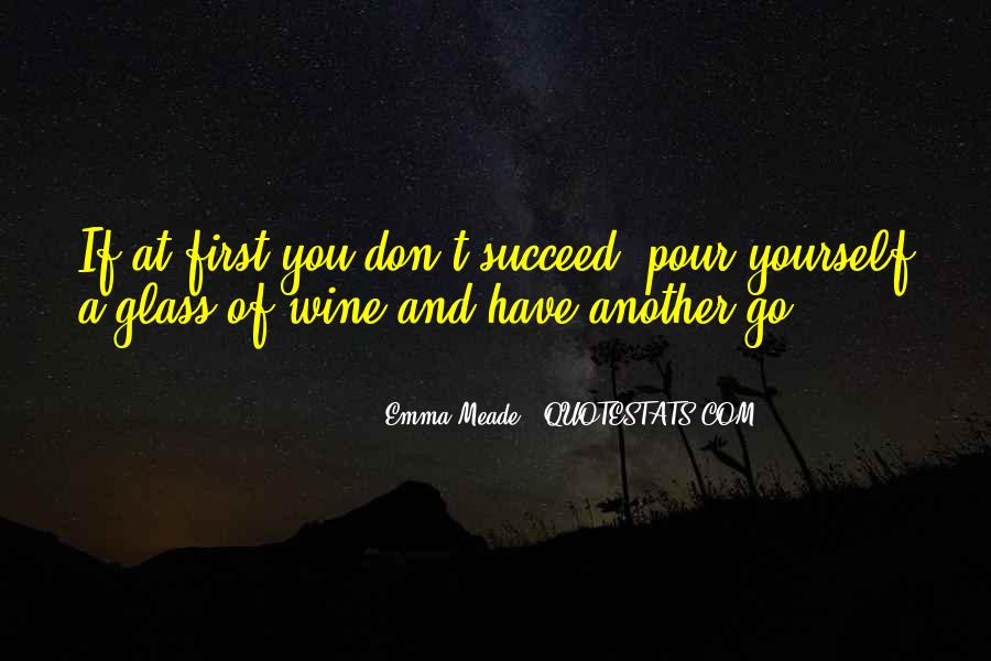 Quotes About If At First You Don Succeed #332899