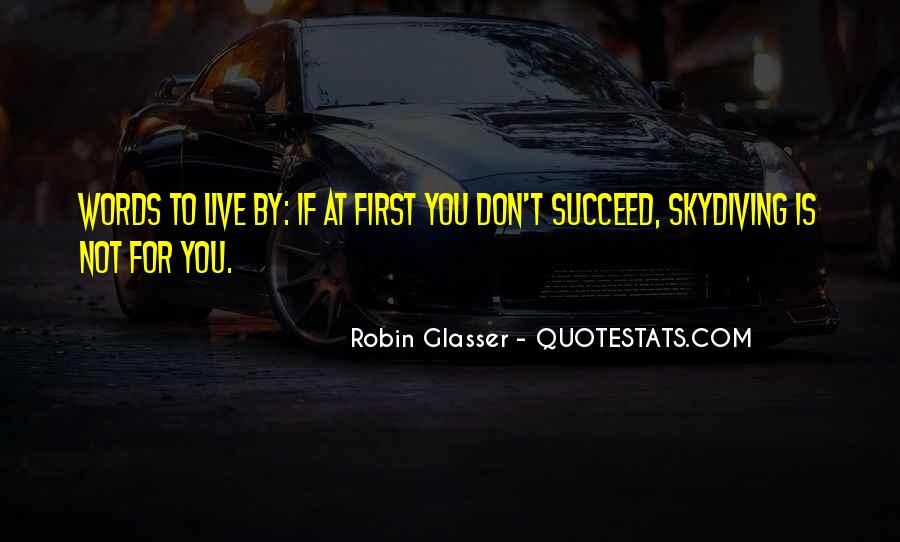 Quotes About If At First You Don Succeed #552825