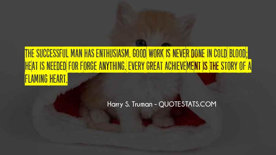 Enthusiasm And Leadership Quotes #1838074