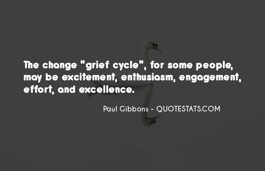 Enthusiasm And Leadership Quotes #495745