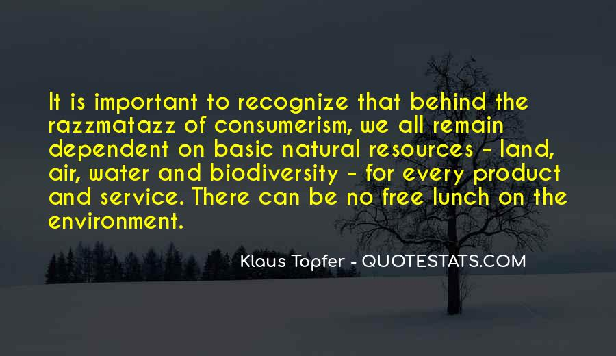 Environment And Biodiversity Quotes #858995