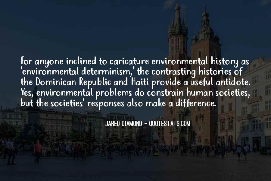 Environmental Determinism Quotes #732329