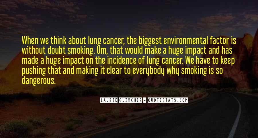 Environmental Impact Quotes #341303