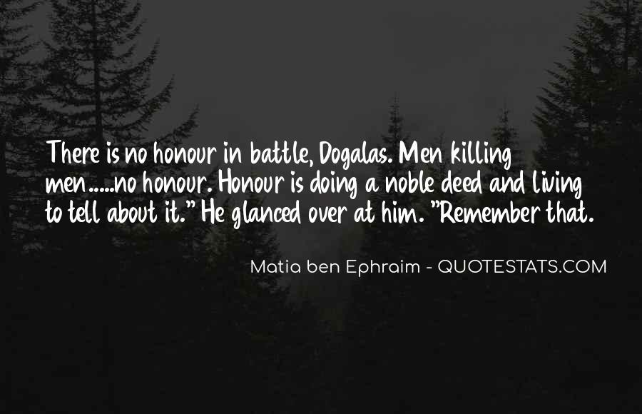 Ephraim Quotes #1674867