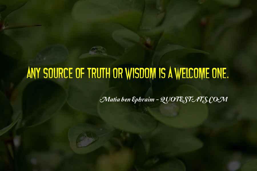 Ephraim Quotes #1838028